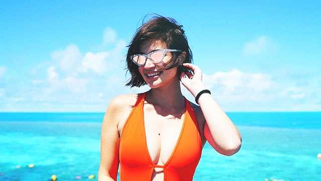 Anne curtis sexy bikini naked