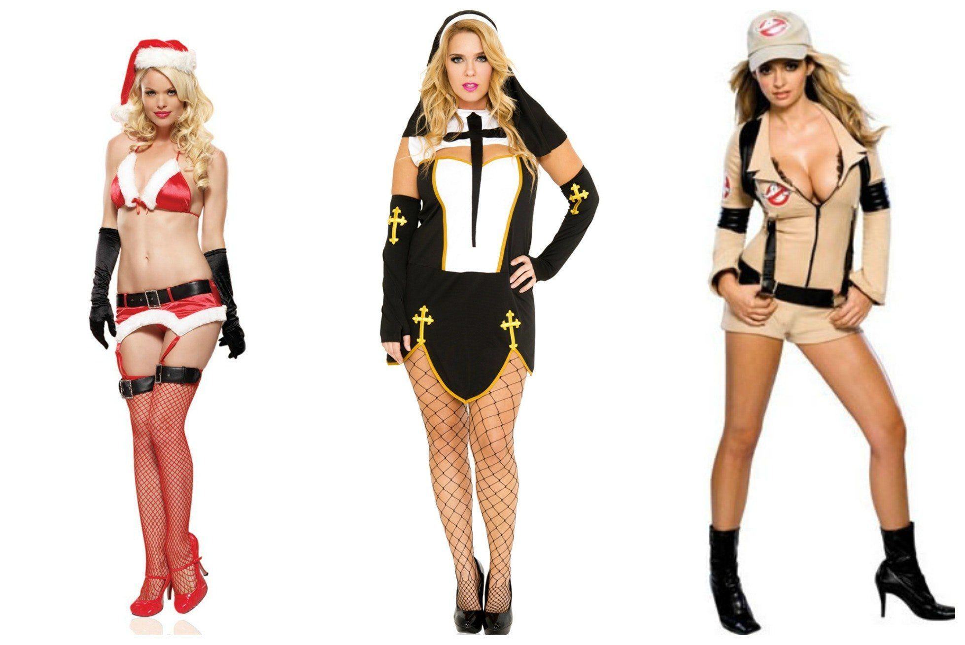 Slut outfits halloween