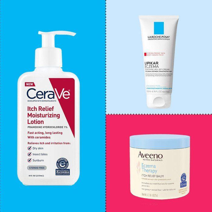 Facial eczema products