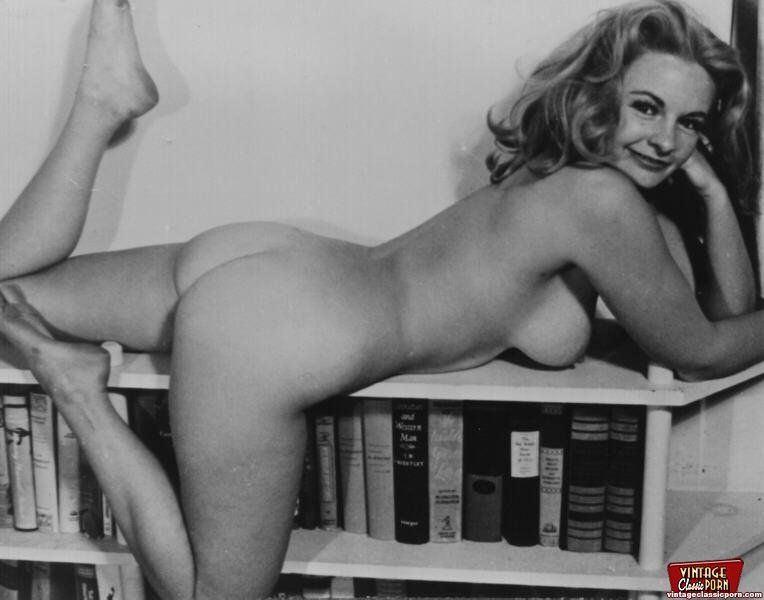vintage nude porno