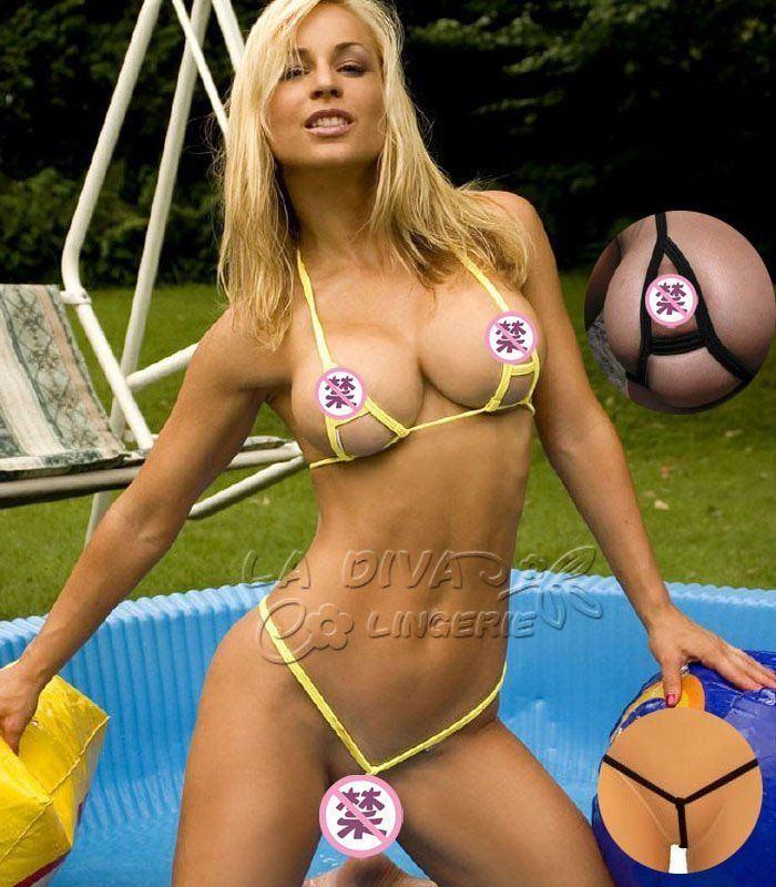 big tit blonde bikini nicht nackt models