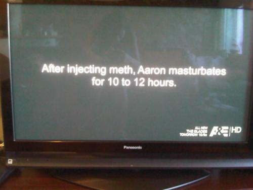 Astro reccomend Masturbation and methamphetamine masturbation