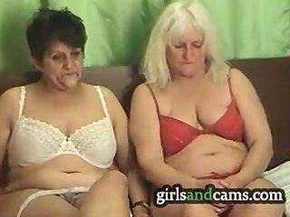 best of Grannies Chubby lesbian
