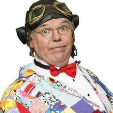 Gummy B. reccomend Roy chubby brown xmas