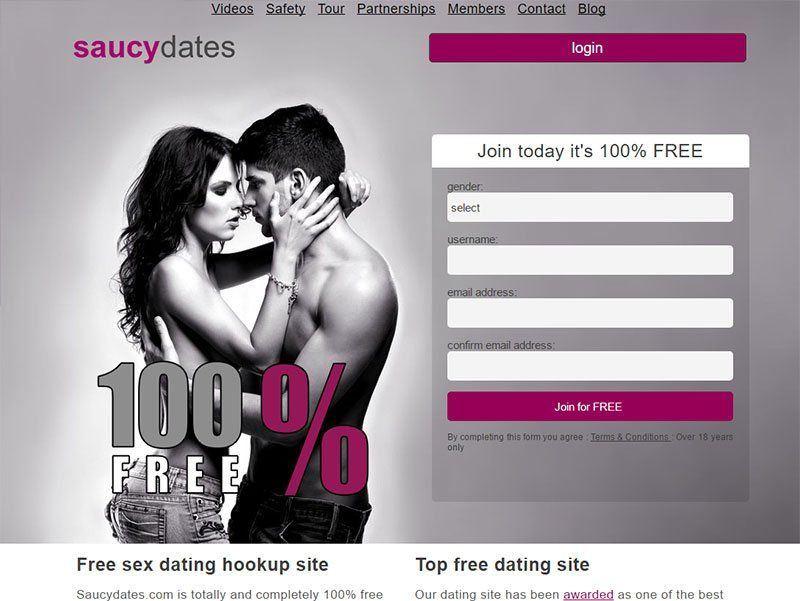 Free sex dating websites