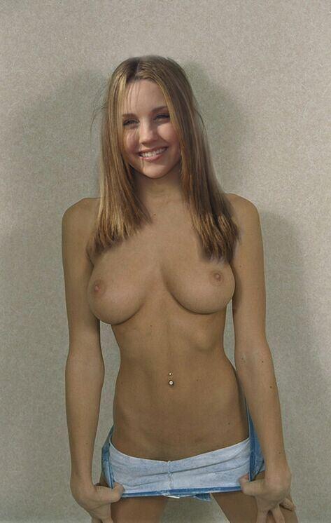 Amanda byes nude
