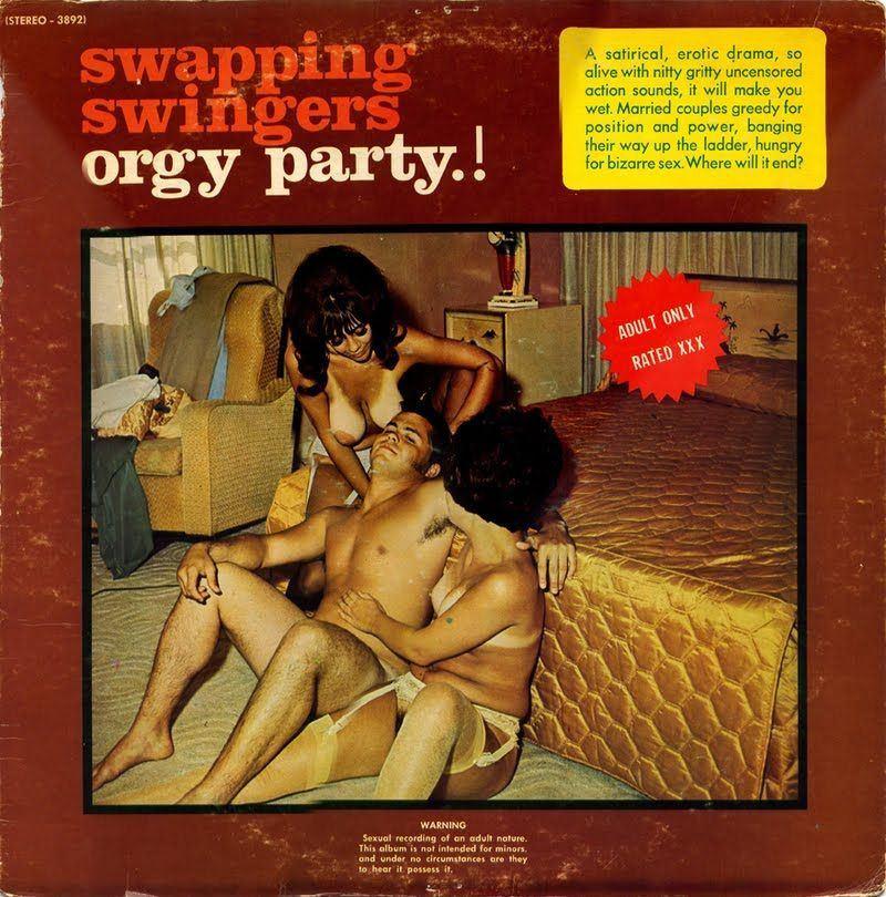 Squeaker reccomend Bizarre orgy party