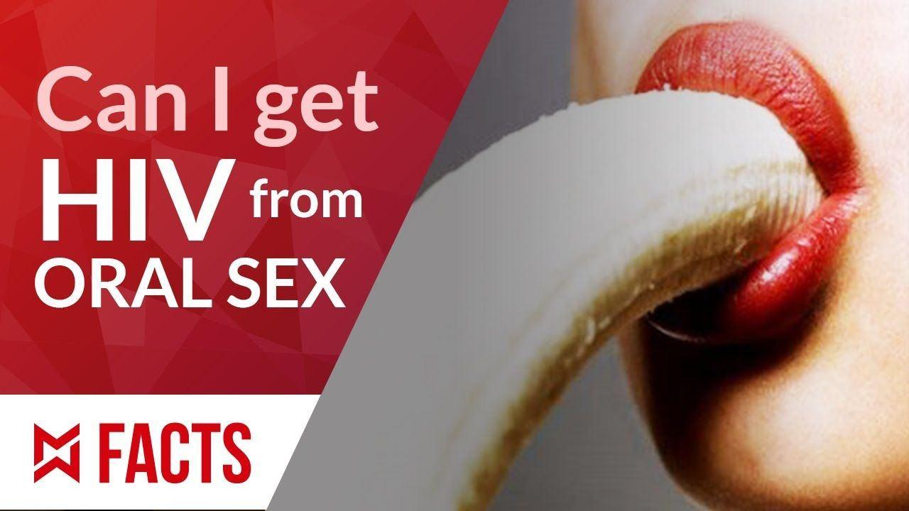 Oral sex dangers for men