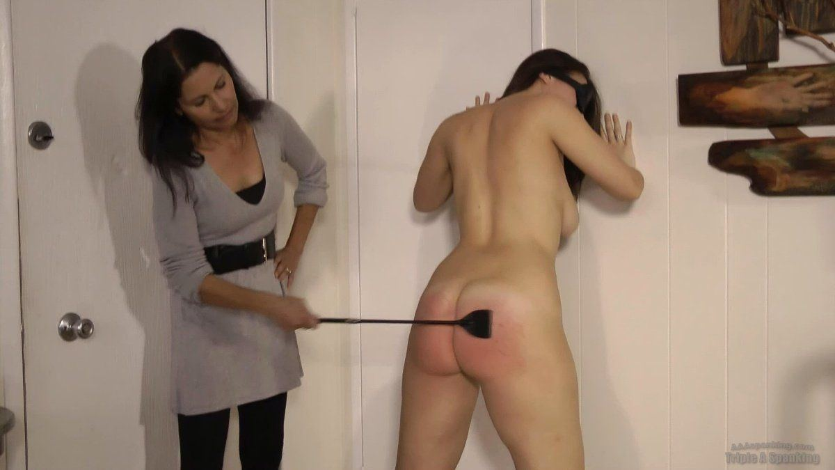 best of Andspanked Stripped naked