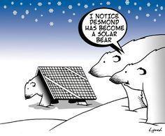Alias reccomend Solar panel jokes