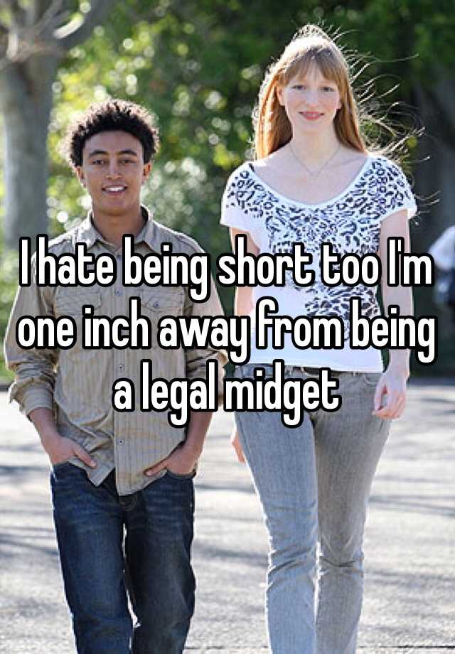 best of Midget status Legal