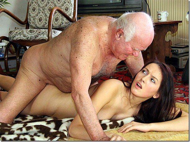 Grandpa porno