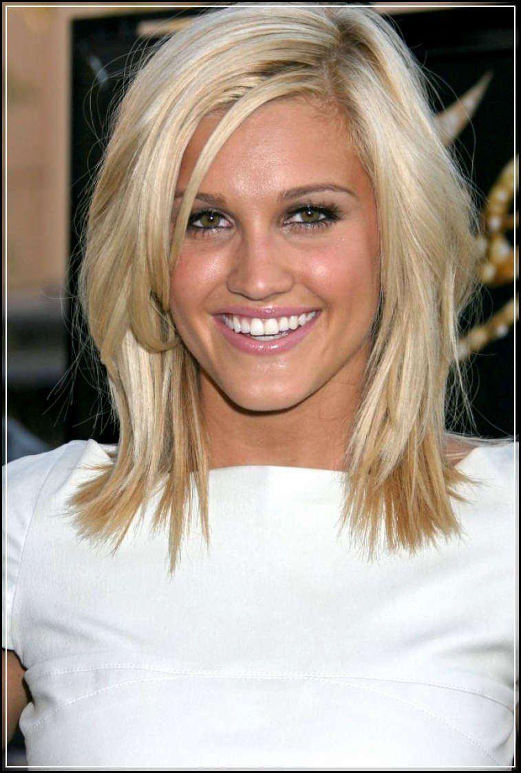 Blonde chubby hair