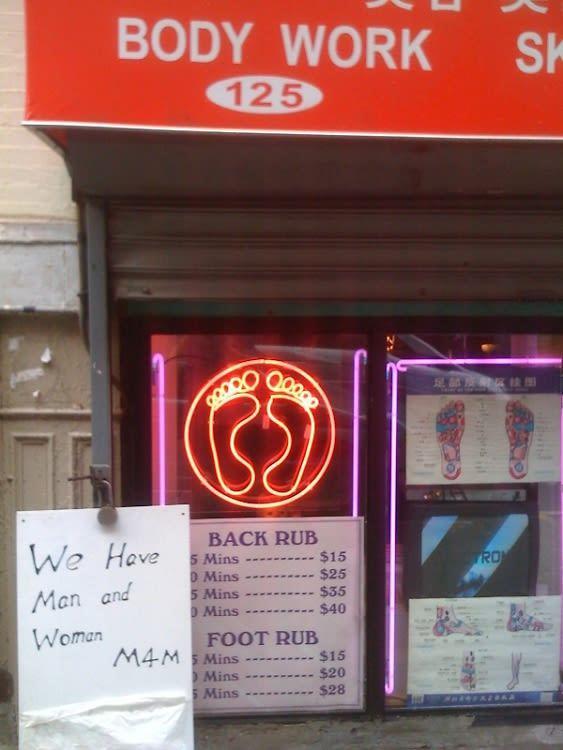 Olympus reccomend Erotic massage chinatown nyc