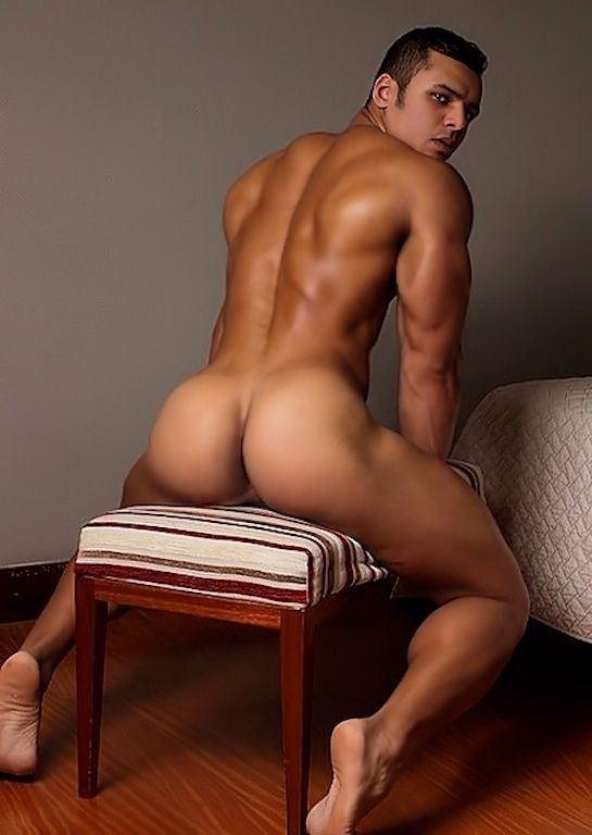 Nude cock tan line
