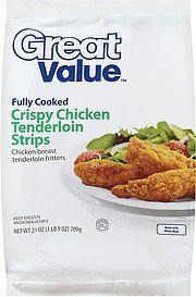 Great value chicken strip