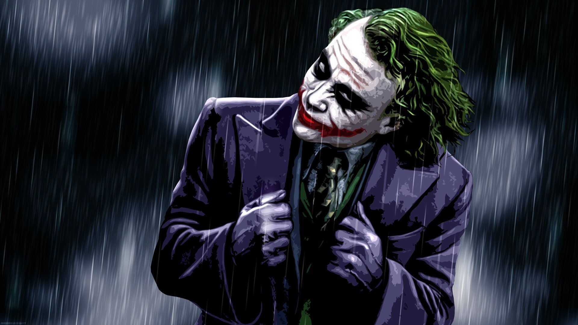 best of History father wife Joker