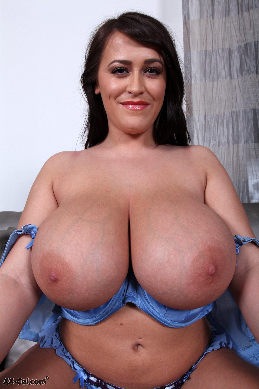 Biggest nude tit