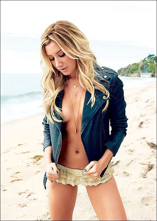 Opinion you ashley tisdale getting fucked video