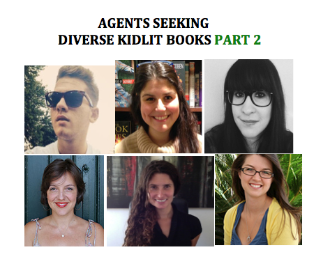 Literary agents young adult
