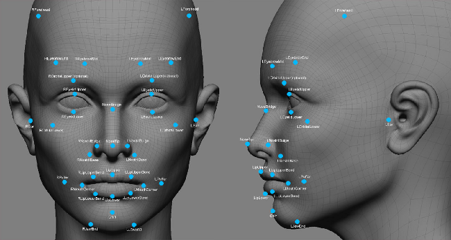 Xsi facial animation