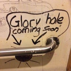 Goes! consider, gloryholes in oklahoma authoritative