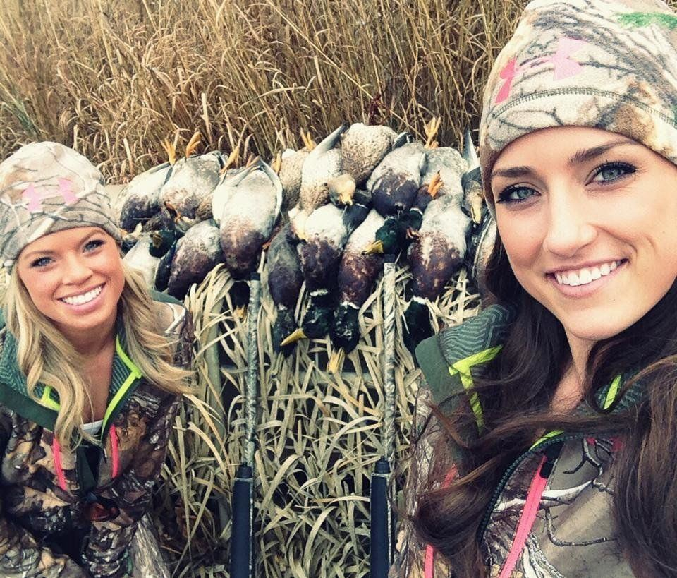 best of Deer girls hunt Hot that blondes