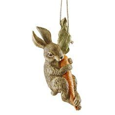 best of Bunny swinging boy Resin