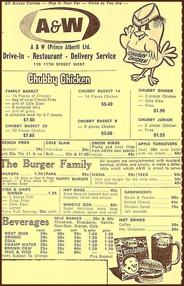 Papa chubbys restaurant menu