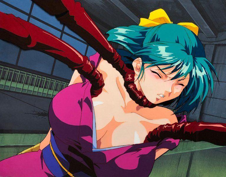 la blue girl yaku