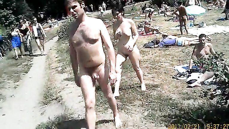 Tour de france nude woman