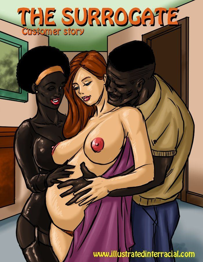 Moses reccomend Interracial adult cartoons