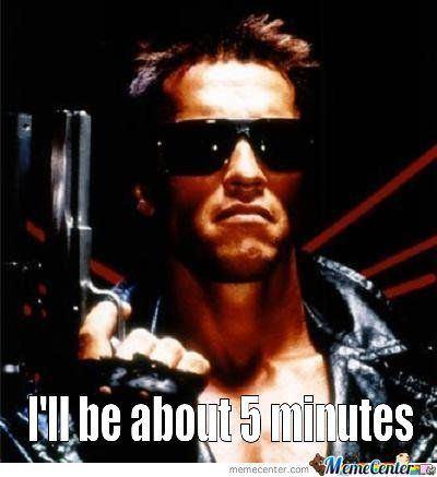 Red S. reccomend Terminator funny pics