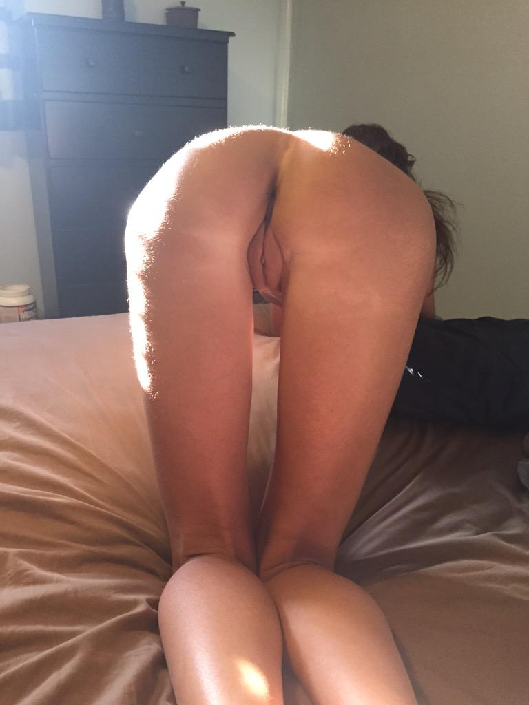 skinny bent over amateur