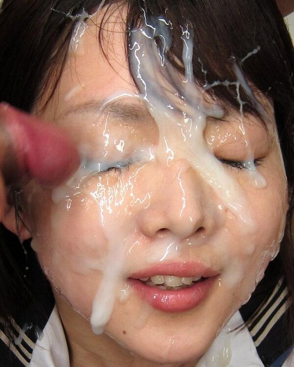 Asian bukkake pic