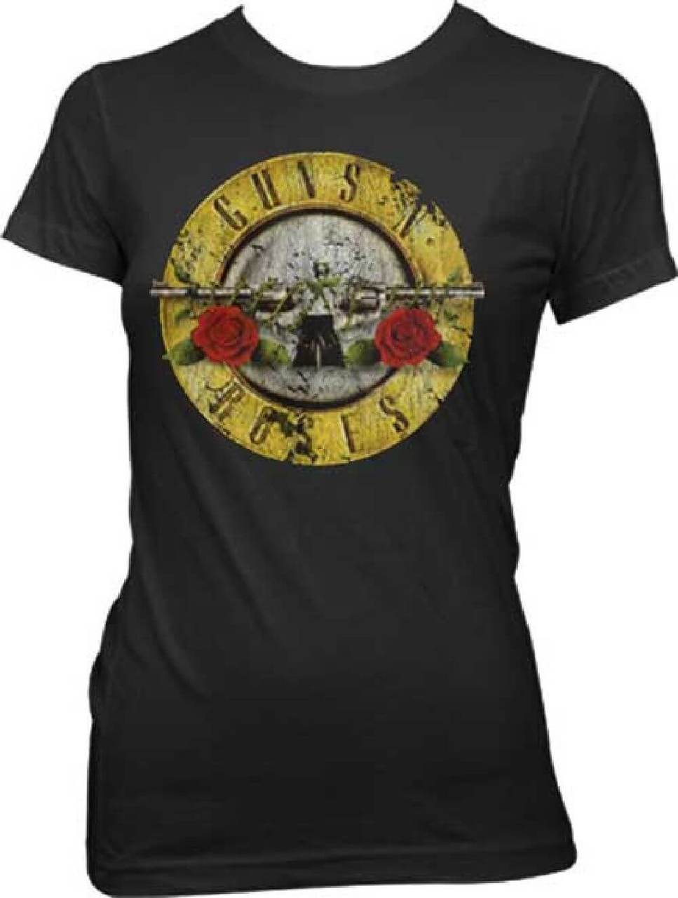 Womens vintage rock t shirts