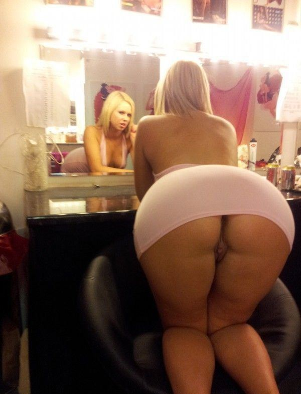 Big sexy nude asses