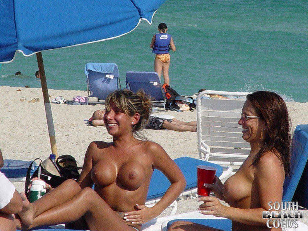 South beach cum scene three