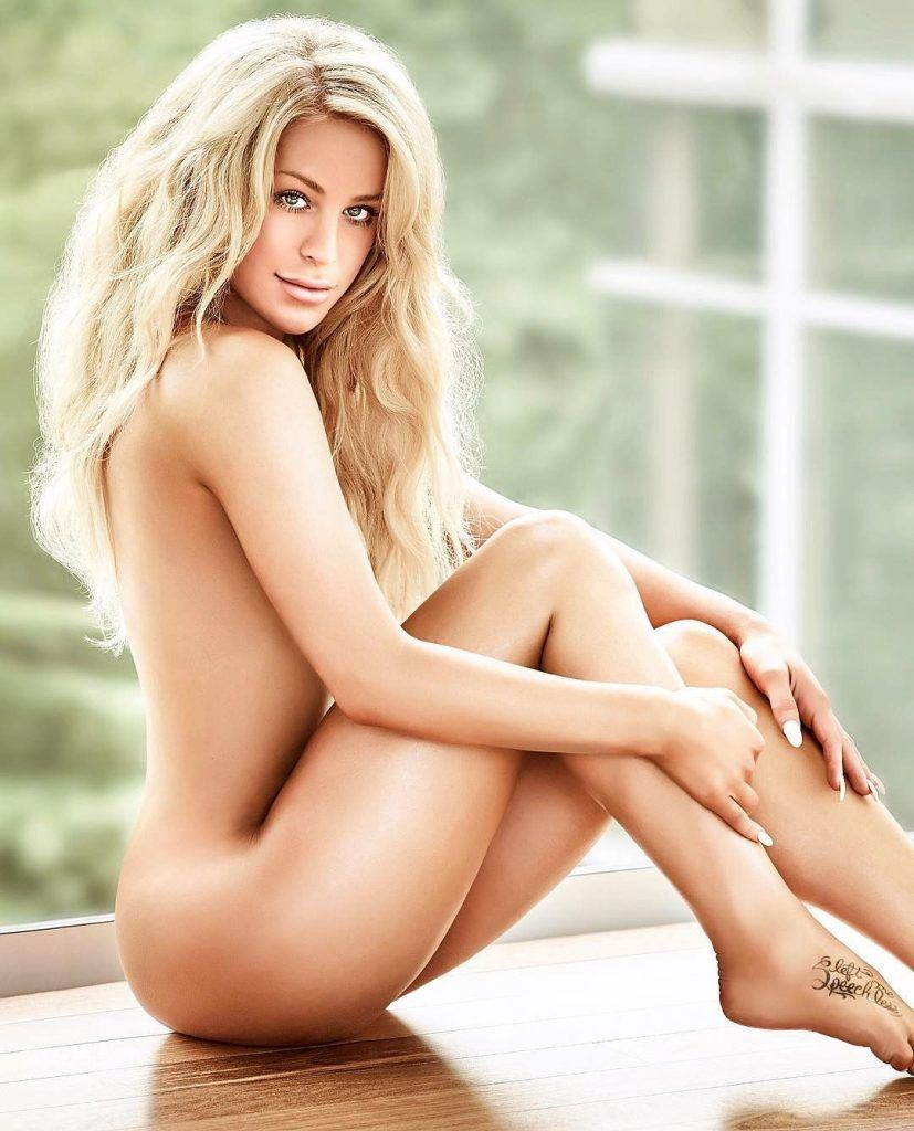 Alyssa milano at a nude beach