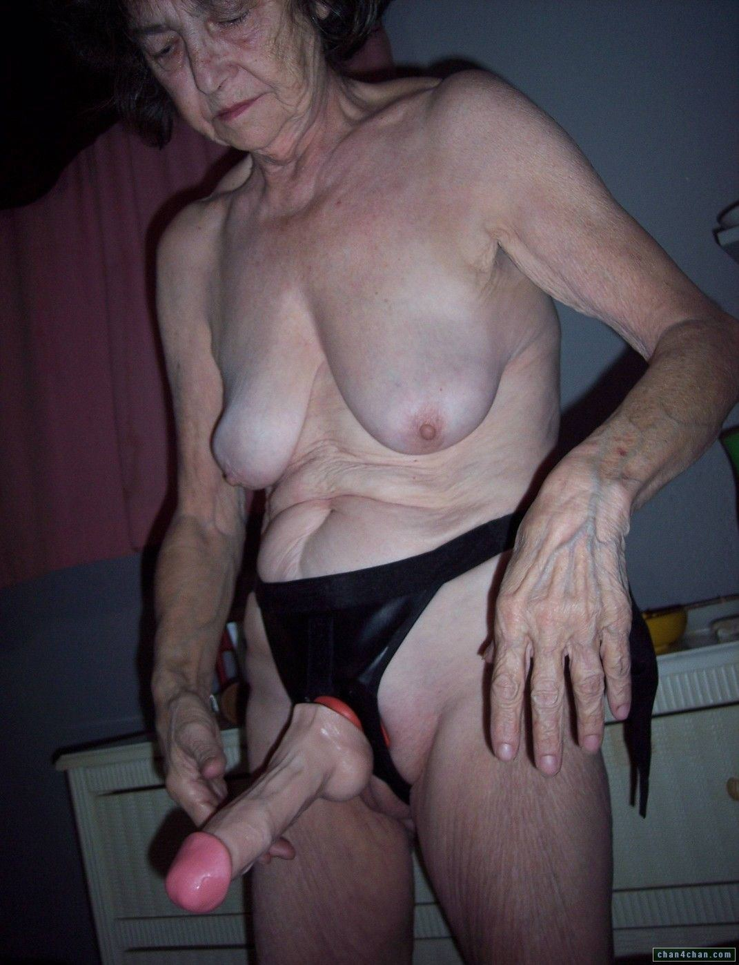 Nude old grandma sex