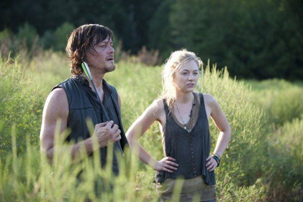Daryl and beth dating walking dead