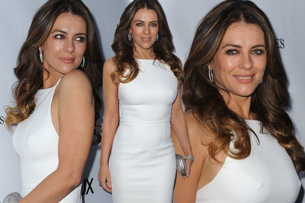 best of Malfunction wardrobe Elizabeth hurley