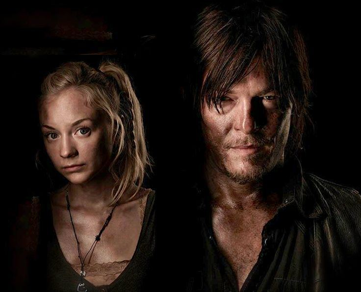 Vice reccomend Daryl and beth dating walking dead