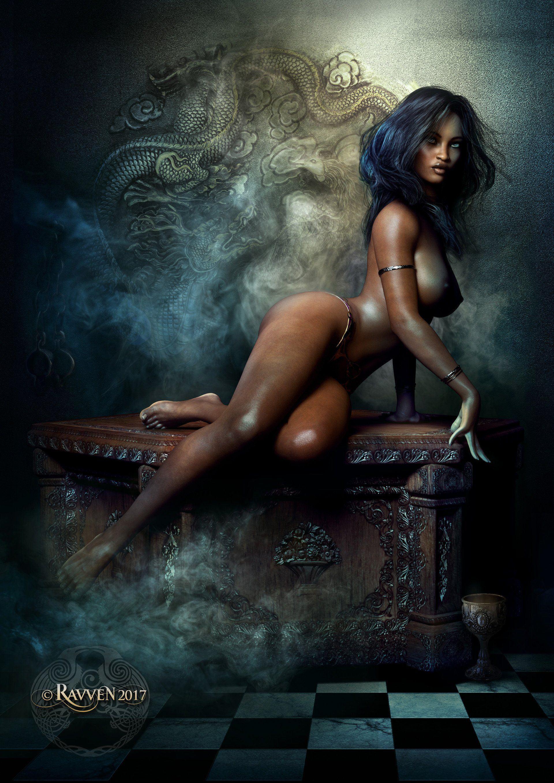 Specter reccomend Erotic harem art