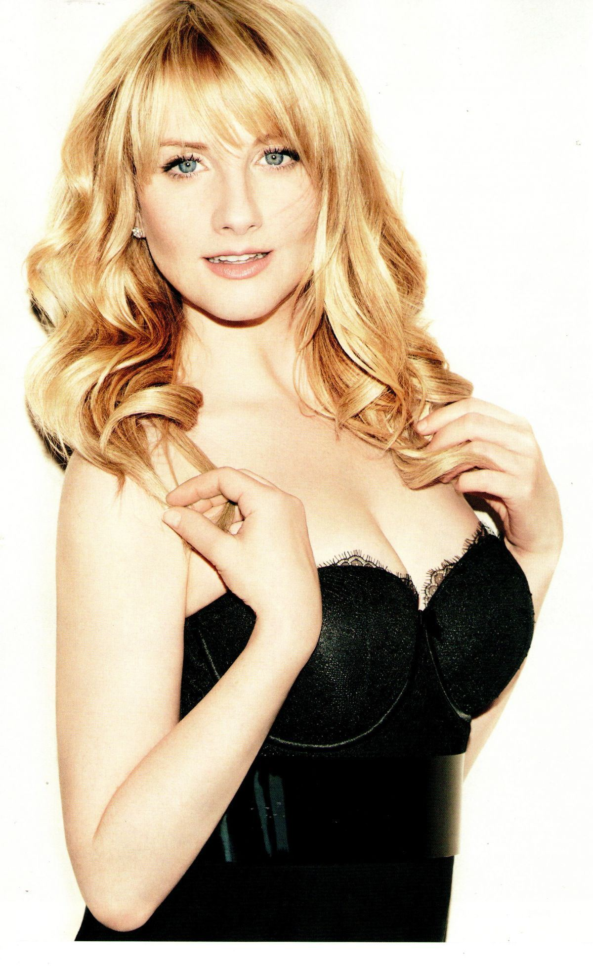 You Melissa rauch hands on tits