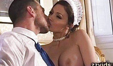 Aletta ocean kissing hot picture