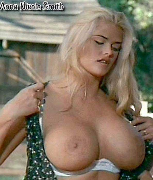 Golden G. reccomend Anna nicole smith sex tape