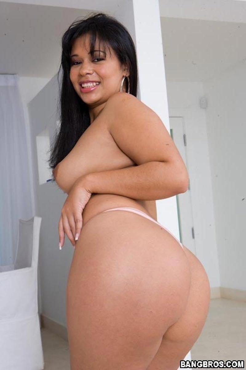 Ass big free latino sex woman