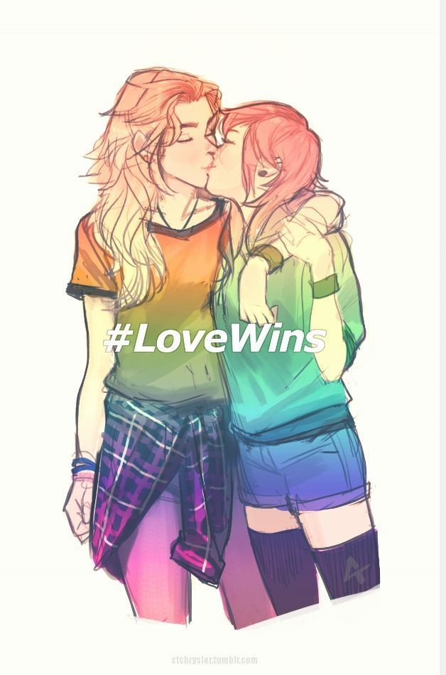 VP reccomend Drawings lesbian couple
