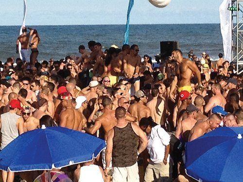best of Hook nj Garrison beach nudist sandy